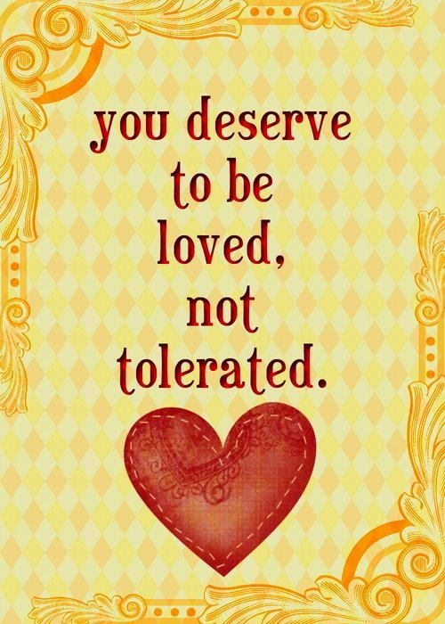 quotes about not being loved - photo #23