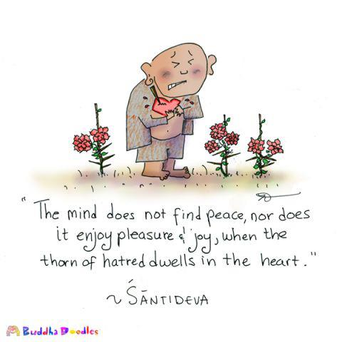 Image courtesy of http://www.buddhadoodles.com/